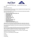 Kari Out- May 2021